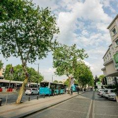 Holiday Inn Istanbul City Турция, Стамбул - отзывы, цены и фото номеров - забронировать отель Holiday Inn Istanbul City онлайн парковка