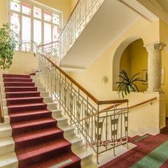 Отель Penzion Villa Hofman Чехия, Карловы Вары - отзывы, цены и фото номеров - забронировать отель Penzion Villa Hofman онлайн интерьер отеля