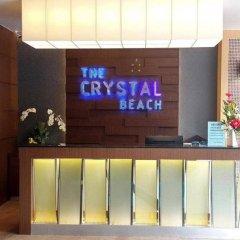 The Crystal Beach Hotel интерьер отеля фото 3