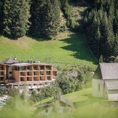 Отель Naturhotel Rainer Рачинес-Ратскингс приотельная территория