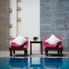 Отель Mida Airport Бангкок бассейн
