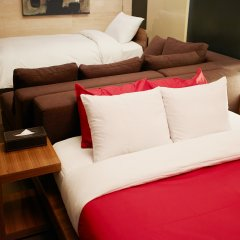 Tria Hotel комната для гостей фото 3
