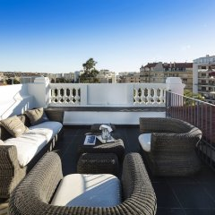 Отель Villa Garbo Франция, Канны - отзывы, цены и фото номеров - забронировать отель Villa Garbo онлайн бассейн