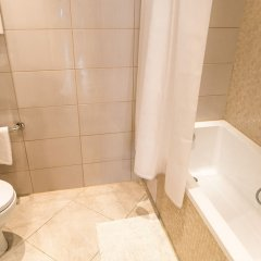 Отель Libušina Чехия, Карловы Вары - отзывы, цены и фото номеров - забронировать отель Libušina онлайн ванная фото 2