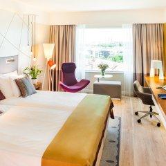 Отель Radisson Blu Sky Эстония, Таллин - 14 отзывов об отеле, цены и фото номеров - забронировать отель Radisson Blu Sky онлайн комната для гостей фото 4