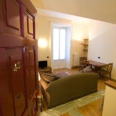Отель Residence De La Gare сейф в номере