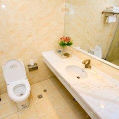 Отель Jinqiu Yixinyuan Hotel Китай, Сиань - отзывы, цены и фото номеров - забронировать отель Jinqiu Yixinyuan Hotel онлайн ванная фото 2