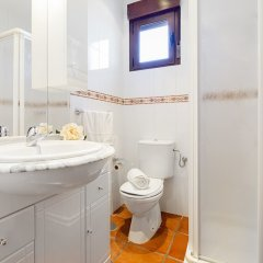 Отель Complejo Rural Huerta Nevada ванная