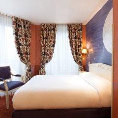 Отель Edouard Vi Париж комната для гостей фото 4
