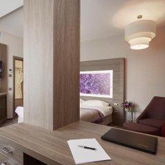 Гостиница TENET 3* Стандартный номер с различными типами кроватей фото 5