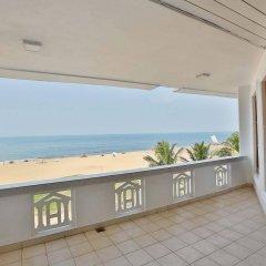 The Reef Beach Hotel Negombo балкон