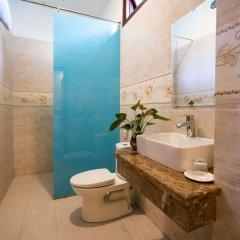 Отель An Bang Beach Nature Homestay ванная