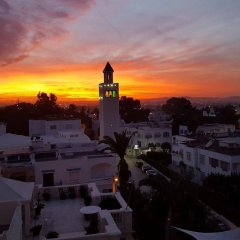 Dar Ennassim in Tunis, Tunisia from 132$, photos, reviews - zenhotels.com balcony