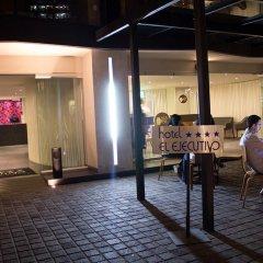 Отель El Ejecutivo by Reforma Avenue Мексика, Мехико - отзывы, цены и фото номеров - забронировать отель El Ejecutivo by Reforma Avenue онлайн интерьер отеля фото 2
