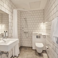 Zleep Hotel Copenhagen City ванная фото 2
