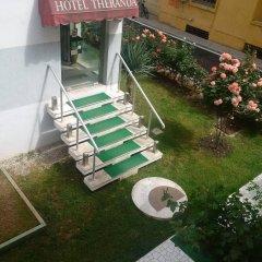 Отель Theranda Албания, Тирана - отзывы, цены и фото номеров - забронировать отель Theranda онлайн балкон