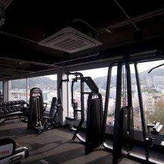 The Gig Hotel фитнесс-зал фото 4