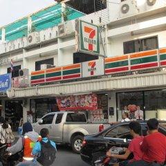 Отель Homey Donmueang Бангкок парковка