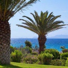 Отель smartline Cosmopolitan Hotel Греция, Родос - отзывы, цены и фото номеров - забронировать отель smartline Cosmopolitan Hotel онлайн пляж фото 2