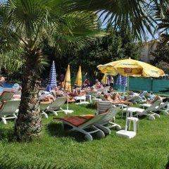 Club Dena Apartments Турция, Мармарис - отзывы, цены и фото номеров - забронировать отель Club Dena Apartments онлайн пляж