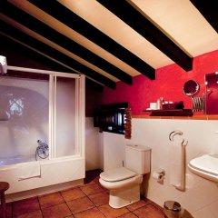 Отель Posada el Remanso de Trivieco ванная