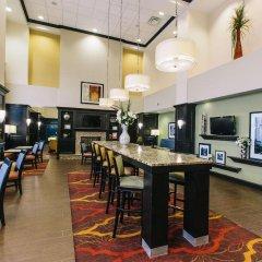 Отель Hampton Inn & Suites Effingham США, Эффингем - отзывы, цены и фото номеров - забронировать отель Hampton Inn & Suites Effingham онлайн интерьер отеля фото 2