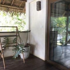 Отель El Nido Mahogany Beach балкон