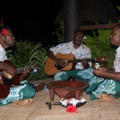 Отель Emaho Sekawa Fiji Luxury Resort Савусаву детские мероприятия фото 2