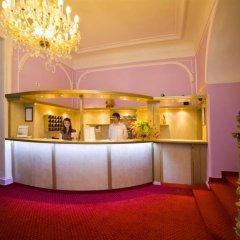 Hotel Palacký интерьер отеля