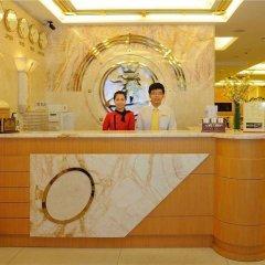 Отель Alagon Western Hotel Вьетнам, Хошимин - отзывы, цены и фото номеров - забронировать отель Alagon Western Hotel онлайн интерьер отеля фото 2