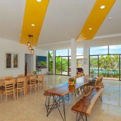Отель Yellow Daisy Villa в номере