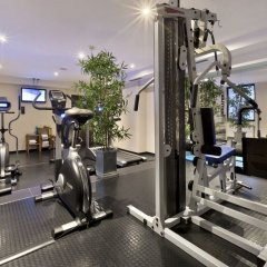 Fleming's Hotel München-City фитнесс-зал