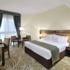Отель Al Majaz Premiere Hotel Apartment ОАЭ, Шарджа - 1 отзыв об отеле, цены и фото номеров - забронировать отель Al Majaz Premiere Hotel Apartment онлайн комната для гостей фото 2