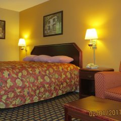 Отель Travel Inn комната для гостей фото 4