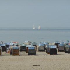 Hotel Am Alten Strom пляж