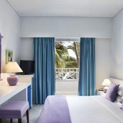 Отель Santorini Kastelli Resort комната для гостей фото 3
