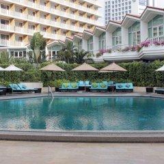 Dusit Thani Bangkok Hotel бассейн фото 4