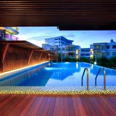 Отель Rocco Huahin Condominium бассейн