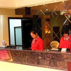 Ji'an Huayue Hotel интерьер отеля