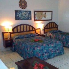 Отель Capricorn Apartment Hotel Suva Фиджи, Вити-Леву - отзывы, цены и фото номеров - забронировать отель Capricorn Apartment Hotel Suva онлайн комната для гостей фото 4