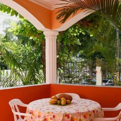 Отель Parco del Caribe балкон