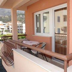 Garni Hotel Fineso балкон