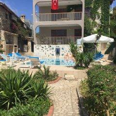 Мини- Lale Park Турция, Сиде - отзывы, цены и фото номеров - забронировать отель Мини-Отель Lale Park онлайн бассейн фото 3