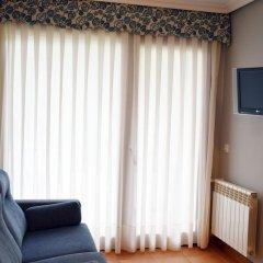 Отель Apartamentos La Barzana удобства в номере