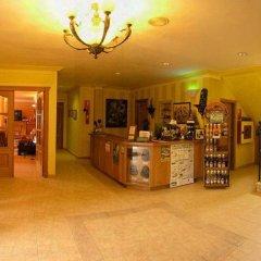 Отель Posada La Anjana гостиничный бар