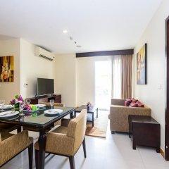 Отель Lohas Residences Sukhumvit Бангкок комната для гостей фото 2