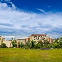 Отель Deerfoot Inn & Casino Канада, Калгари - отзывы, цены и фото номеров - забронировать отель Deerfoot Inn & Casino онлайн фото 2
