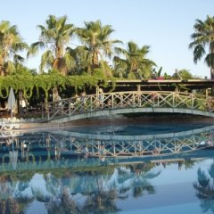 Отель Trendy Palm Beach - All Inclusive Сиде фото 4
