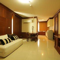 Отель Convenient Park Бангкок комната для гостей