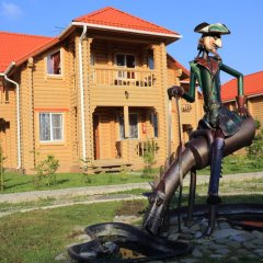 Эко-отель Озеро Дивное детские мероприятия фото 2
